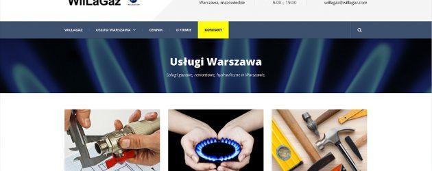 Strony WWW Warszawa - strona firmowa - firmy - usługi