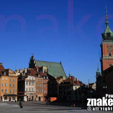 Fotografie Warszawy Stare Miasto Paweł Wilewski