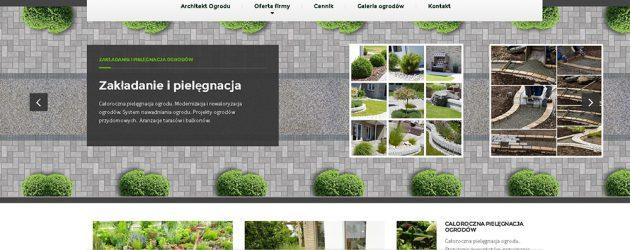 strona internetowa warszawa